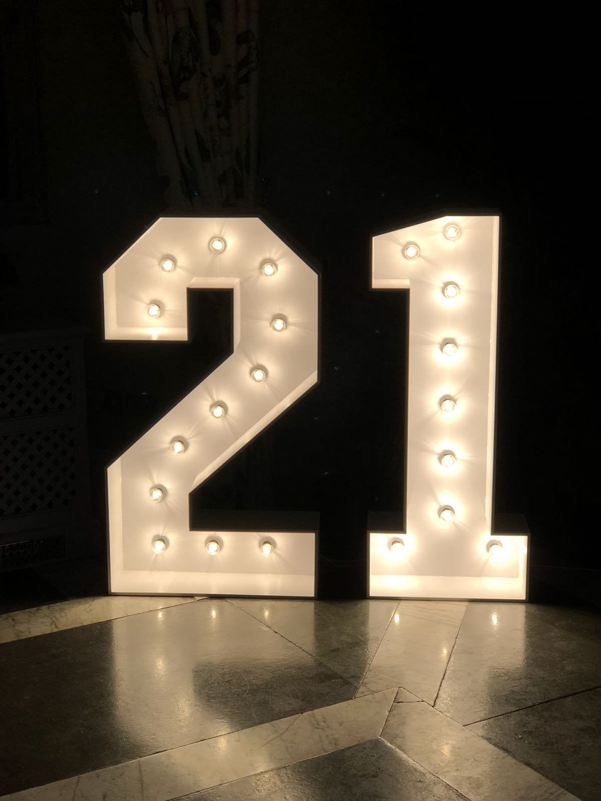 21 Lights
