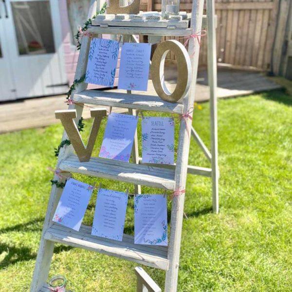 Rustic Ladder