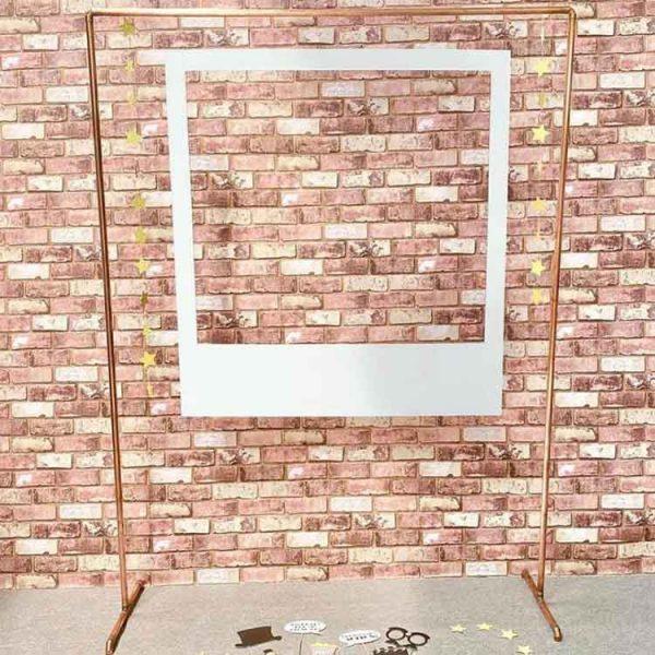 Copper Frame Arch