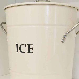 Cream Ice Bucket