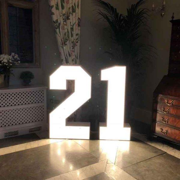 Light-up 21